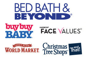 bed bath and beyond buybuy baby harmon face values christmas tree shops and - Christmas Tree Shop Careers