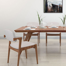 Dining Table and Chairs Image