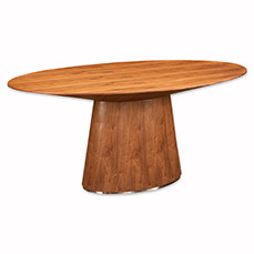 Oval Table Image