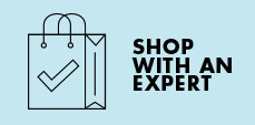 Shop with an expert
