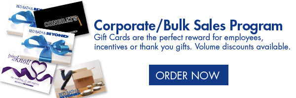 Gift cards are the perfect reward for employees, incentives or thank you gifts. Volume discounts available. Order Now.