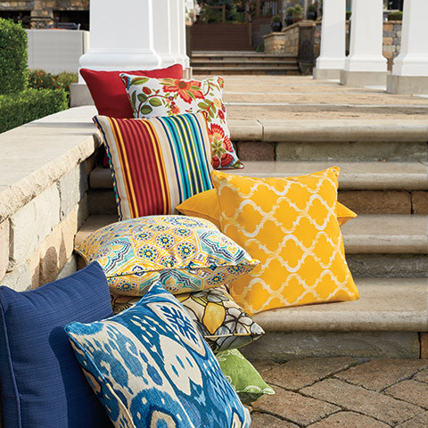 Patio Amp Swing Cushions Toss Pillows And More Bed Bath