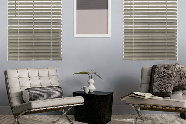 Classic Wood Blinds