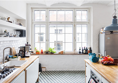 Beautifully Organized Kitchen Collection Image