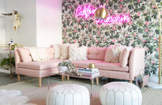 Decorist, California Glam Livingroom