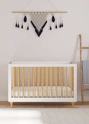 Image of Contemporary designer nursery