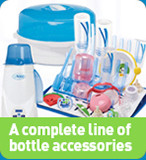 Dr. Brown's - A complete line of bottle accessories