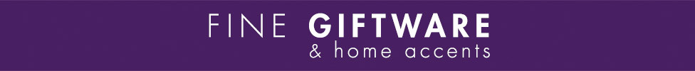 Fine Giftware and Home Accents Banner