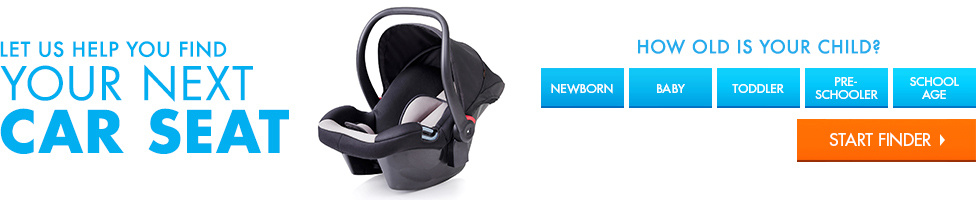 Let Us Help You Find Your Next Car Seat - Try Car Seat Advisor