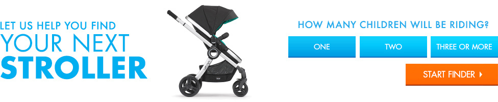 Let Us Help You Find Your Next Stroller - Try Stroller Advisor