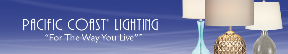 Pacific Coast Lighting For the Way You Live