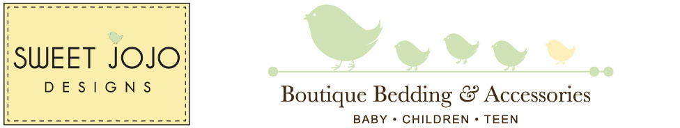 Sweet JOJO Designs Boutique Bedding & Accessories