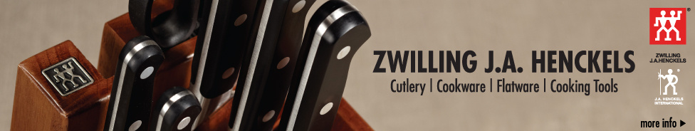 Zwilling J.A. Henckels More Info