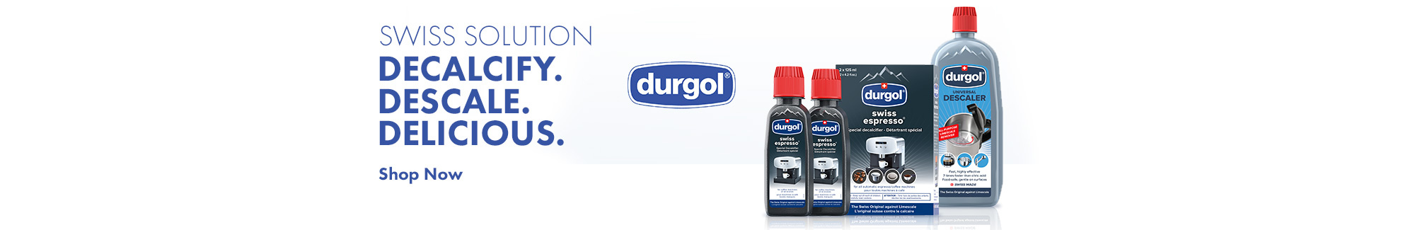 Durgol - Coffee Cleaner