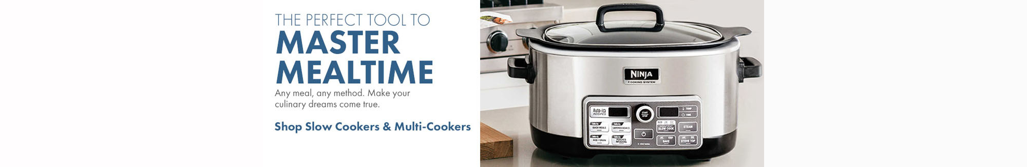 Shop Slow Cookers & Multi Cookers