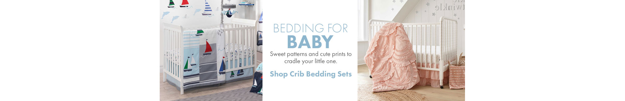 Shop Crib Bedding