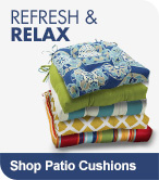 Shop Patio Cushions