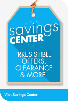 Visit Our Savings Center