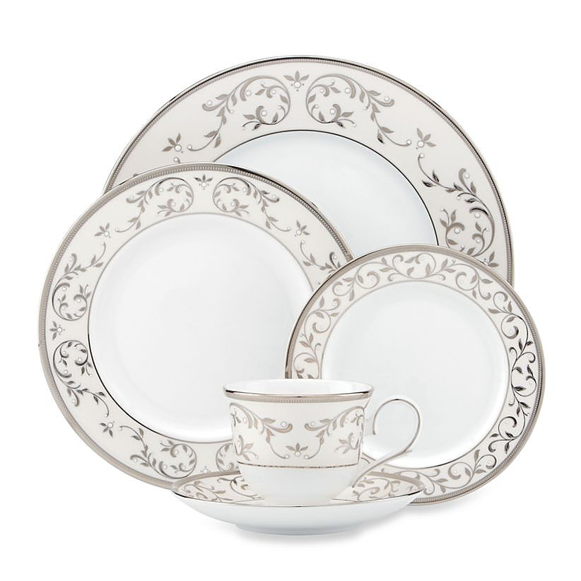 Set of dinnerware  sc 1 st  Bed Bath u0026 Beyond & Buying Guide to Dinnerware | Bed Bath u0026 Beyond