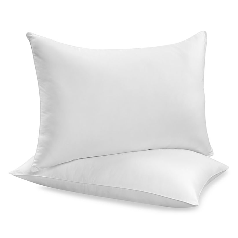 Buying guide to pillows bed bath beyond The more pillows you sleep with