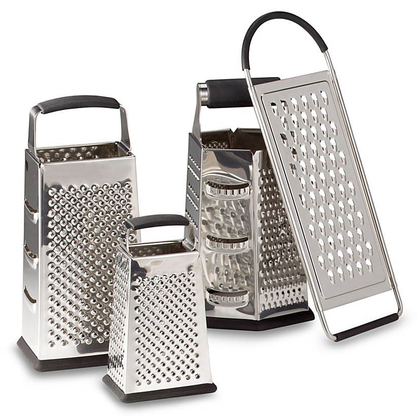 Buying Guide to Zesters & Graters | Bed Bath & Beyond