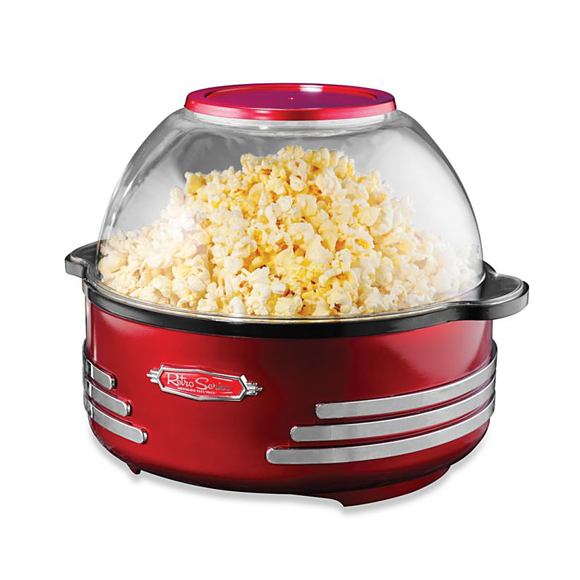 iamge of a popcorn maker