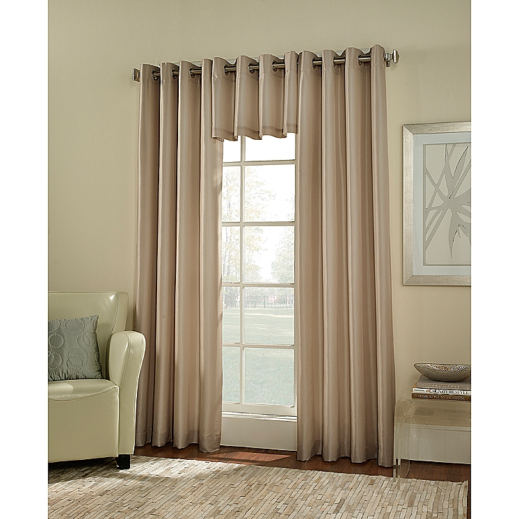 Bed Bath And Beyond Curtain Rod Beach Curtains Window Treat