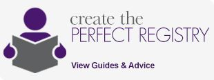 View Guides & Advice to Create Your Perfect Registry