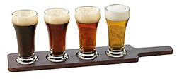 Craft Beer Glassware Flight Set