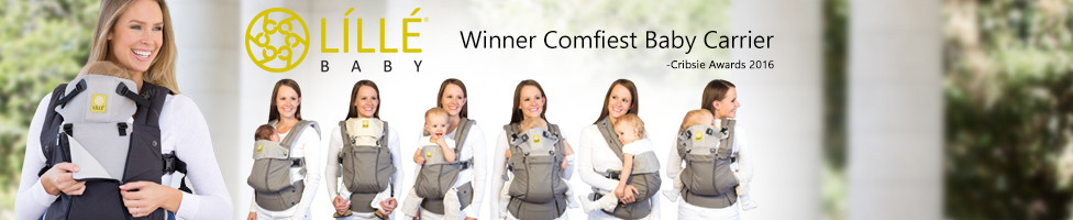 Lille Baby. Winner Comfiest Baby Carrier.