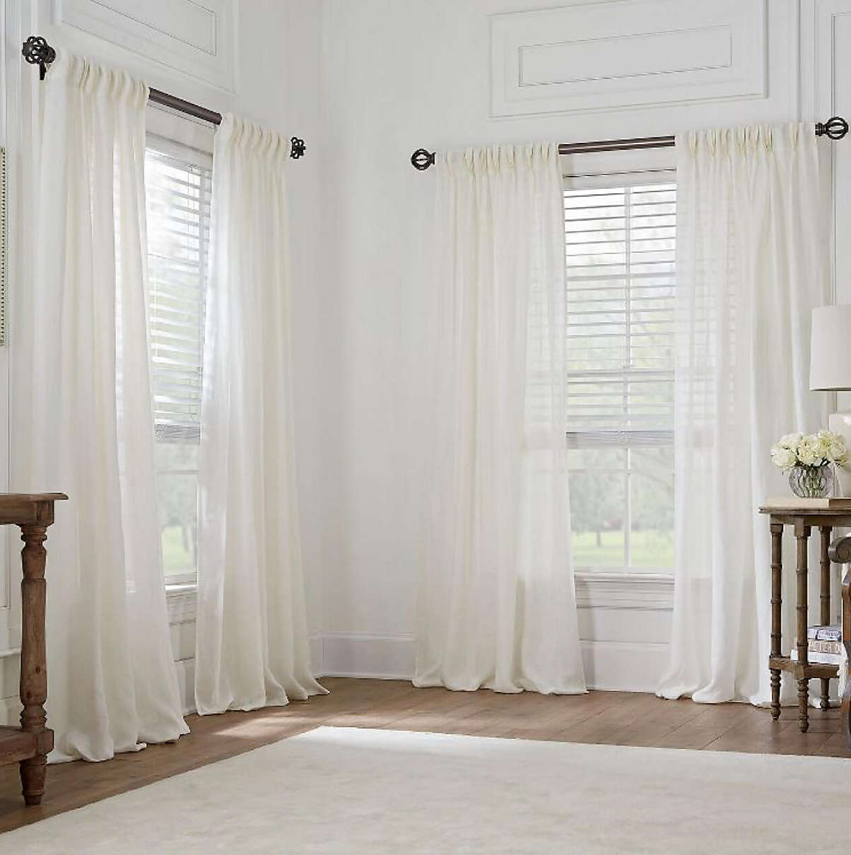 Ing Guide To Window Treatments Bed