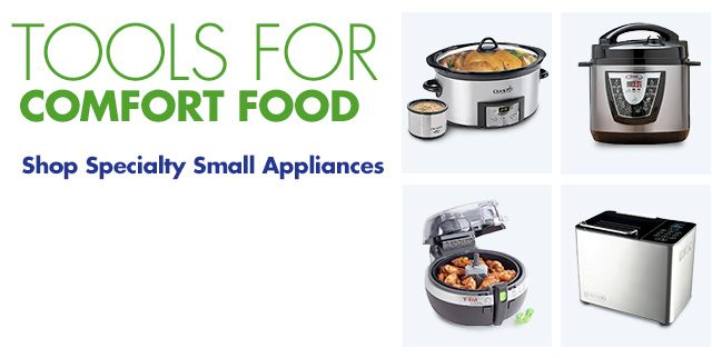 Shop Specialty Small Appliances