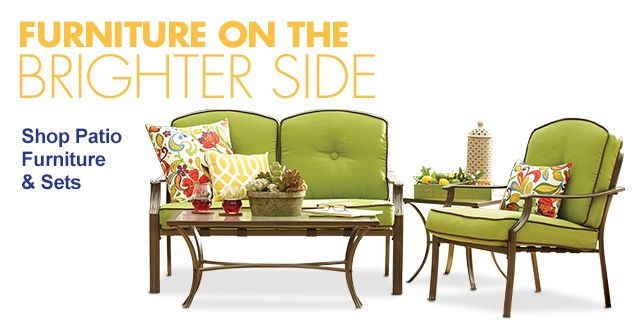 Shop Patio Furniture & Sets