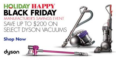 Manufacturer's Sacings Event - Shop Dyson