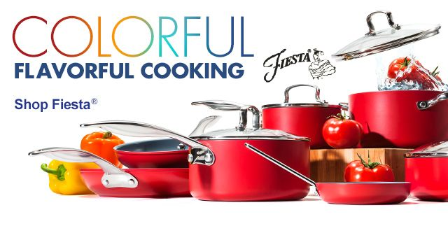 Shop Fiesta Cookware
