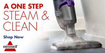 A One Step Steam & Clean - Shop Bissell