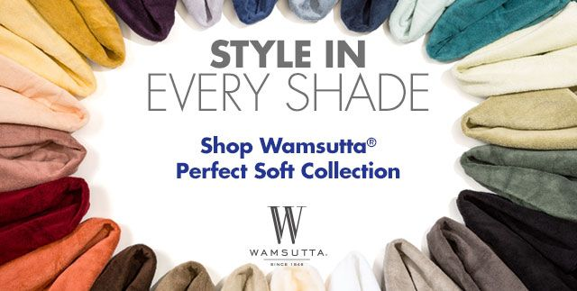 Shop Wamsutta Perfect Soft Collection