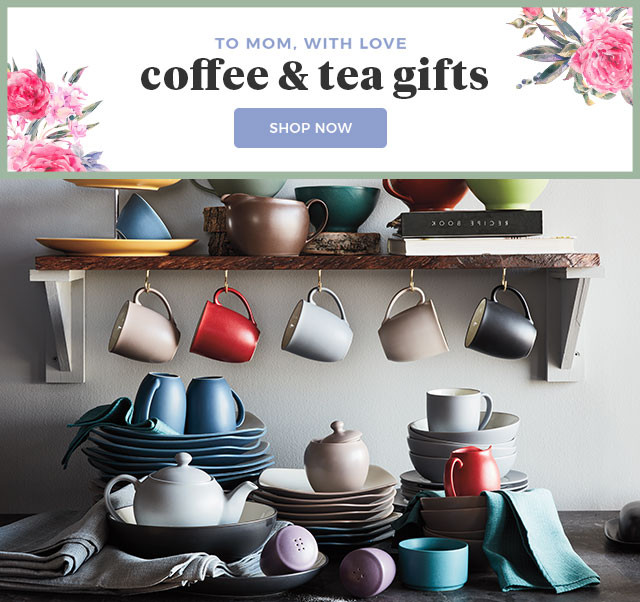 Coffee and tea gifts