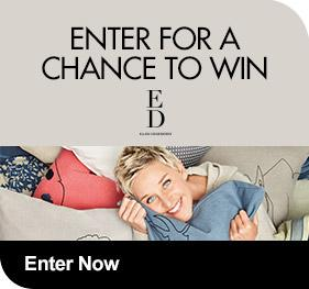ED Ellen DeGeneres - Enter For Your Chance To Win image