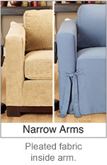 Narrow Arms - Relaxed