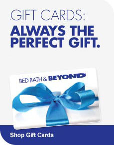 bedbathandbeyond gift card bedding bath towels cookware fine china bridal gift 4158