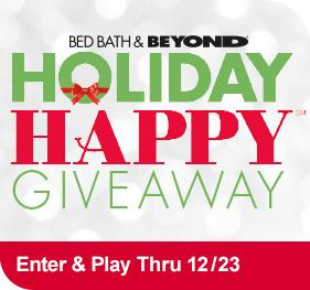 Holiday Happy Give Away - Enter & Play Thru 12/23 image