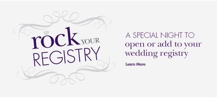 Create A Bridal And Gift Registry