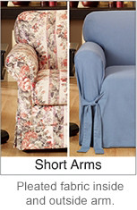 Short Arms - Relaxed