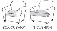 Identify Cushion Type