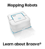 iRobot - Mopping Robots, Learn about Braava