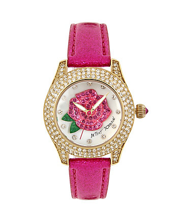 A ROSE IS A ROSE SHIMMER WATCH