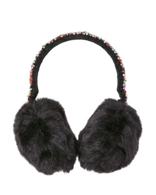 AFTER PARTY EARMUFFS BLACK