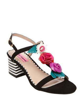 Andey Black by Betsey Johnson