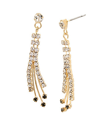 ANGELS AND WINGS SPRAY EARRING